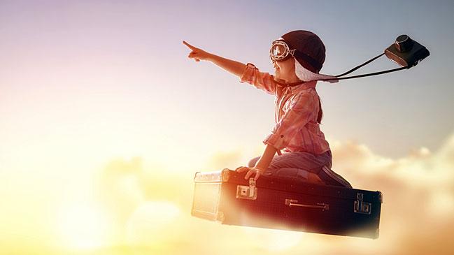 aprender a volar de verdad