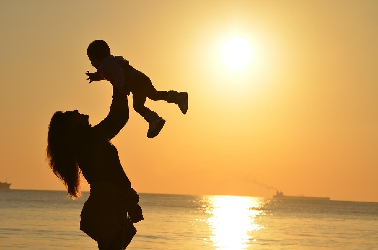Como olvidar al padre de mi hijo