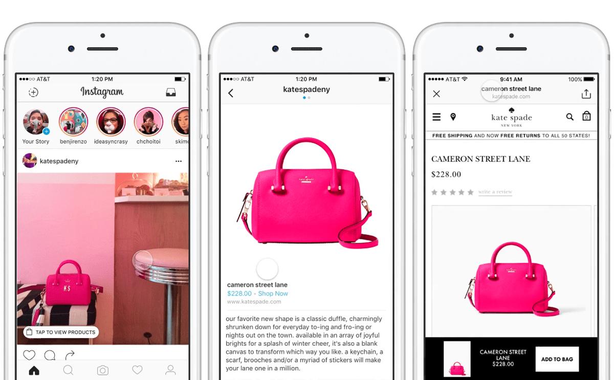 Como instalar instagram shopping