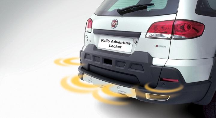 instalar sensores de aparcamiento
