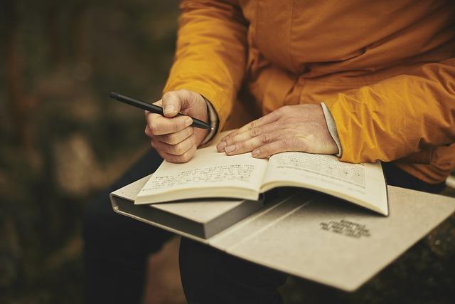 escribir un diario personal