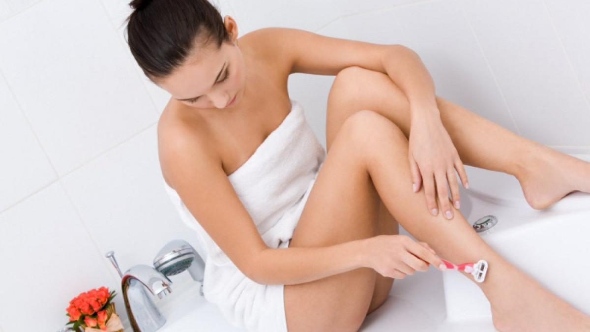 Como quitar los granitos de las piernas