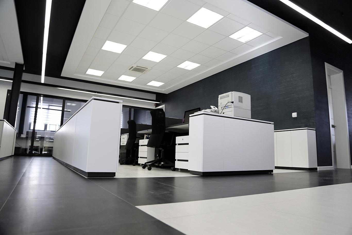 Como iluminar una oficina correctamente