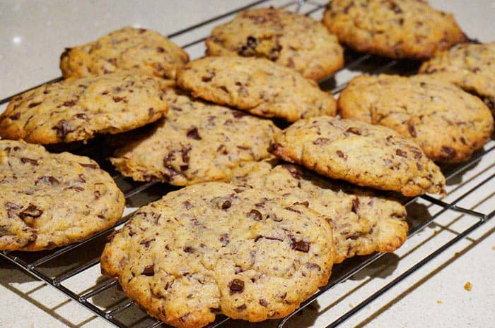 Como hacer galletas caseras fáciles y rápidas