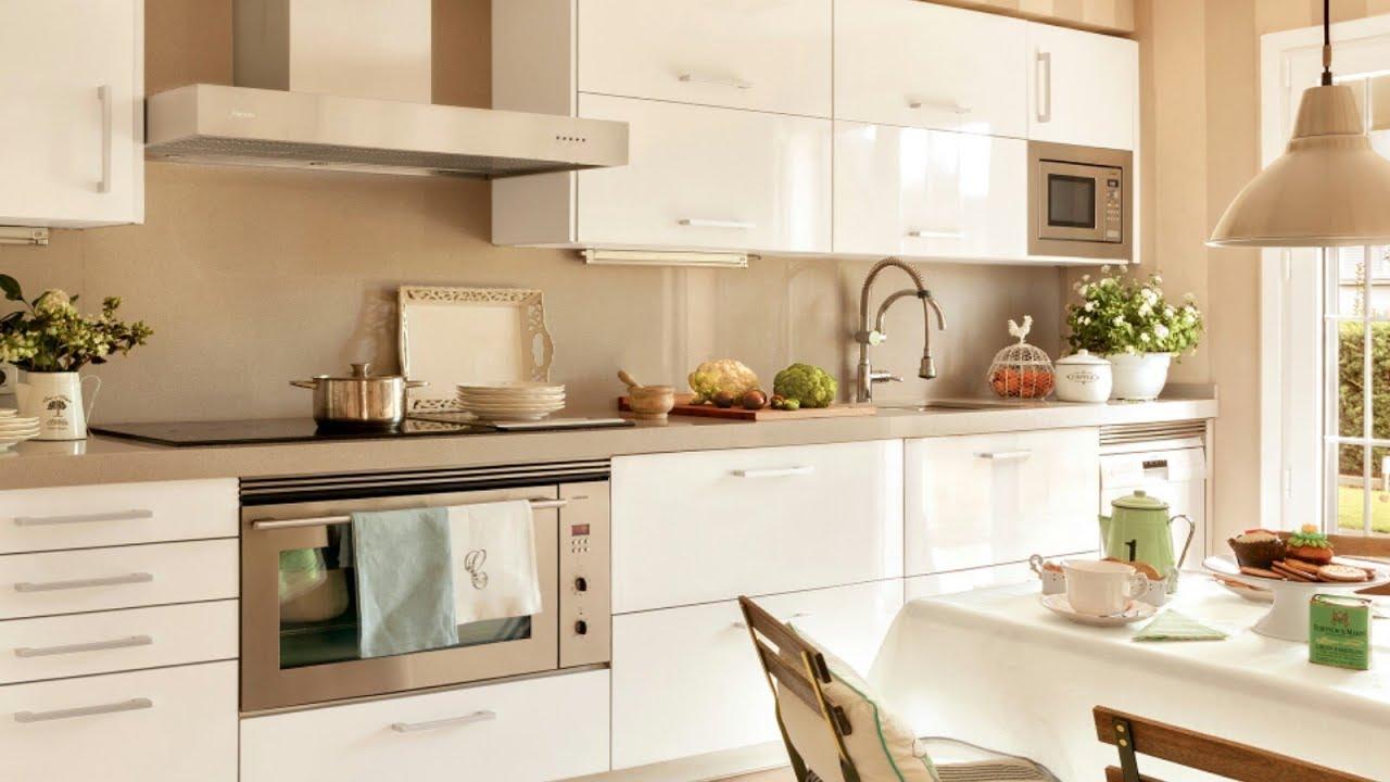 Como alicatar una cocina moderna