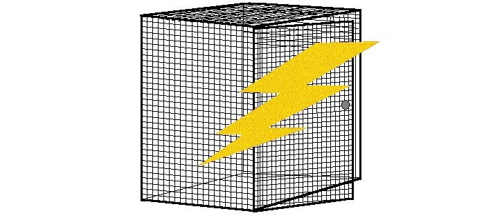 Como construir una jaula de Faraday