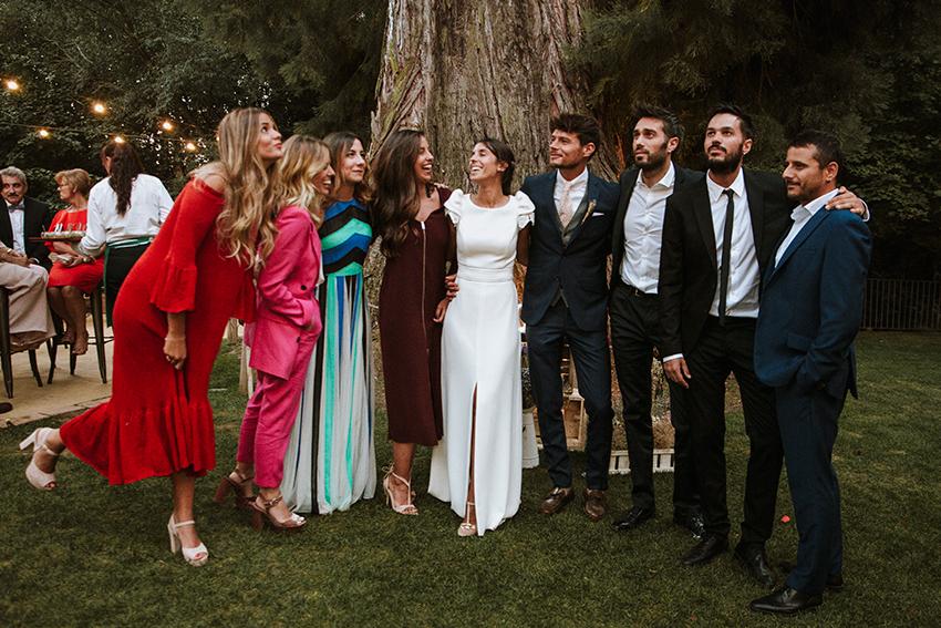 como vestir para una boda de noche