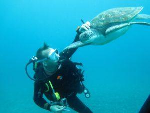 Como comenzar en el submarinismo Tenerife