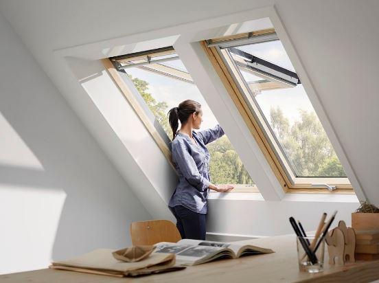como hacer una ventana en el techo