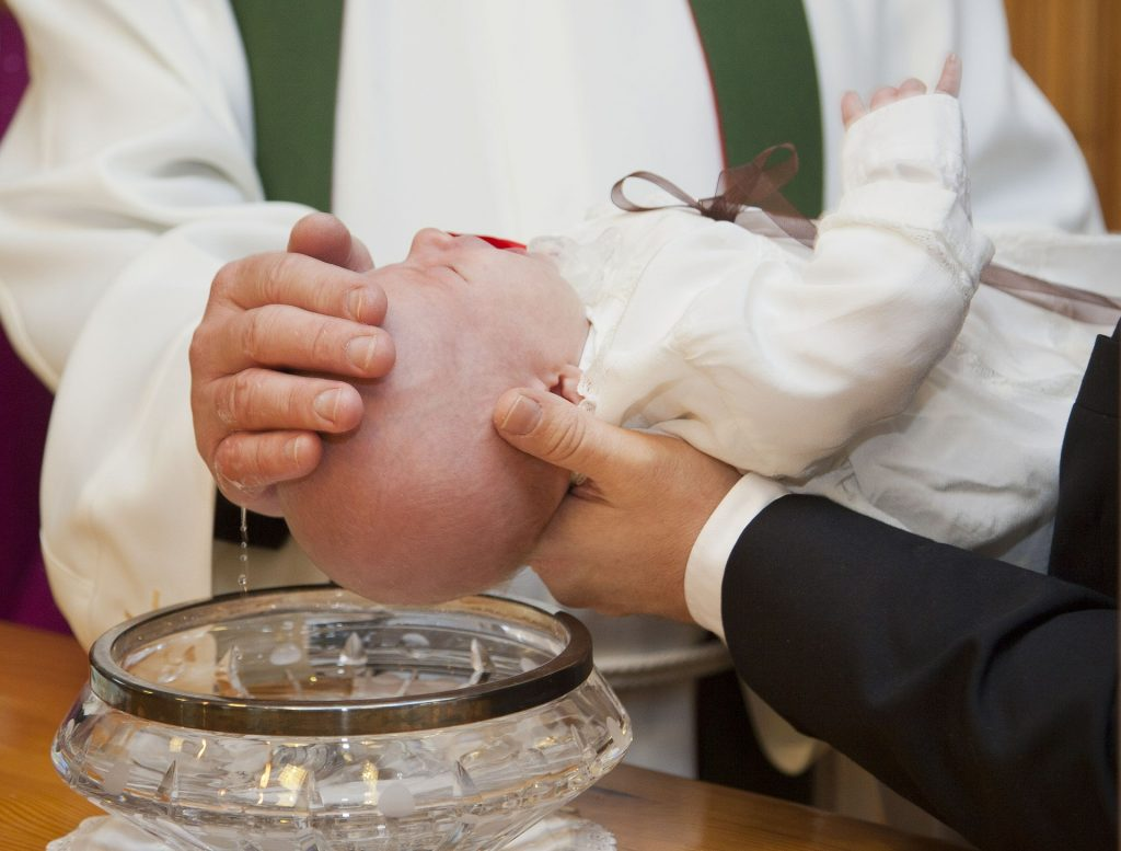 Como preparar un bautizo sin morir en el intento