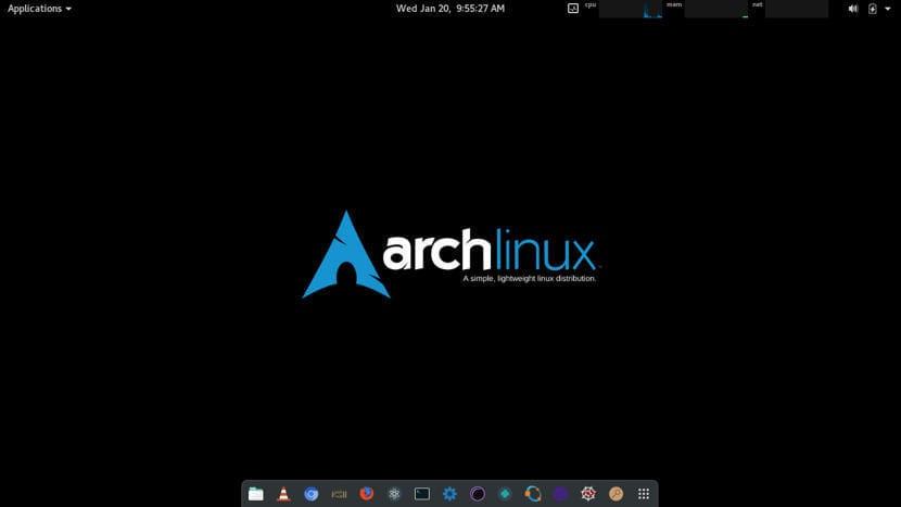 Como descargar Arch Linux