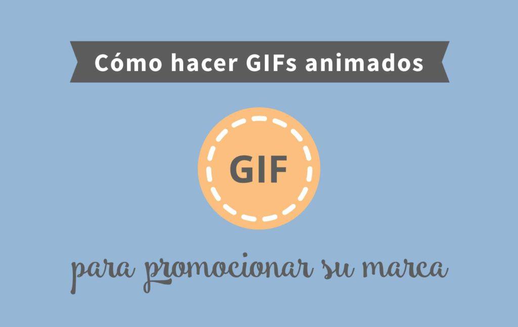 hacer un GIF