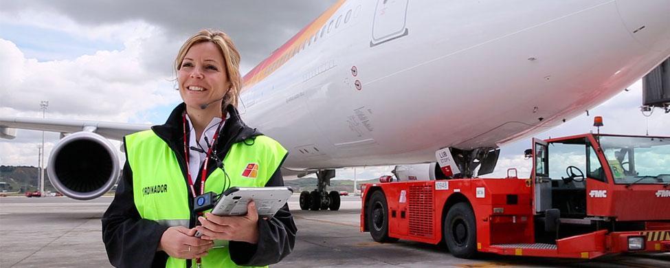 trabajar en Iberia