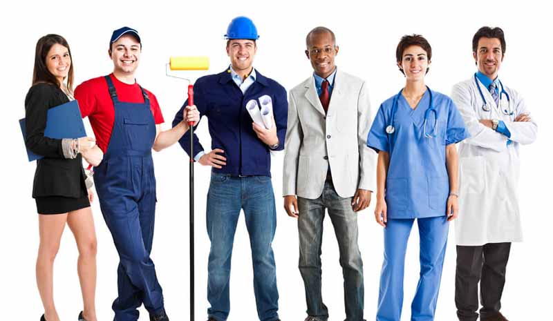 Como elegir los uniformes de trabajo para tu empresa