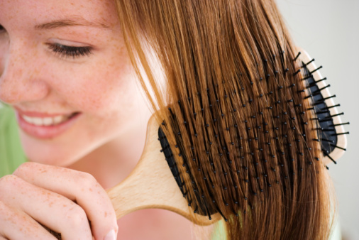 como desenredar el pelo