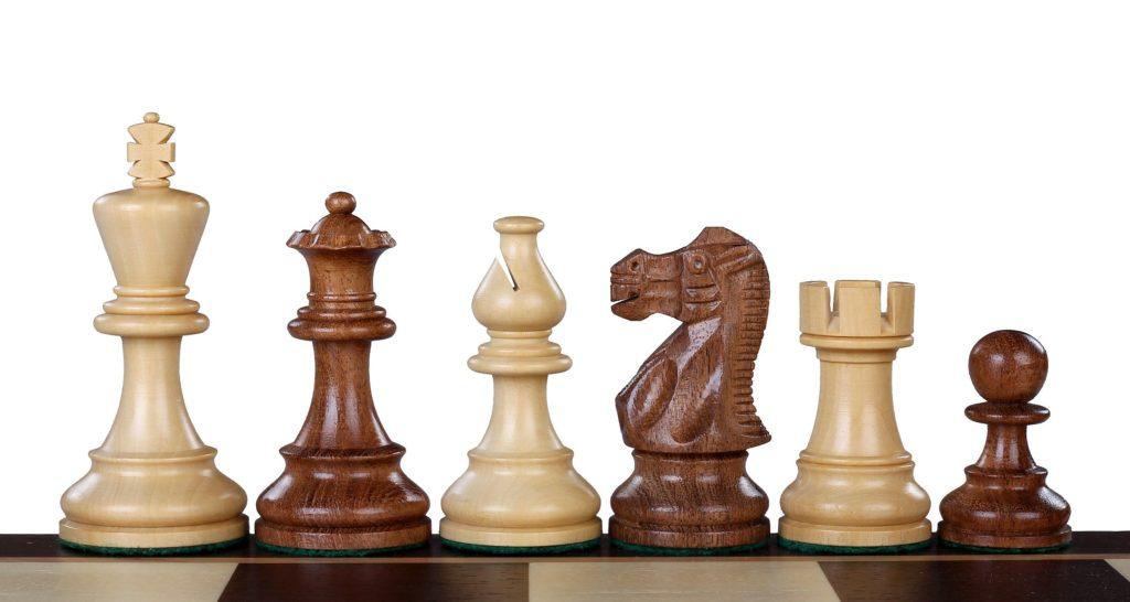 como se mueve cada pieza del ajedrez