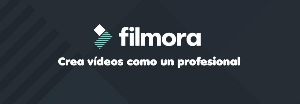 como usar Filmora