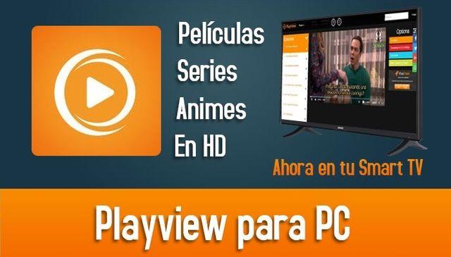 Como descargar Playview para PC