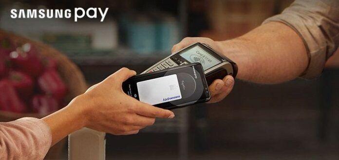 como usar Samsung Pay