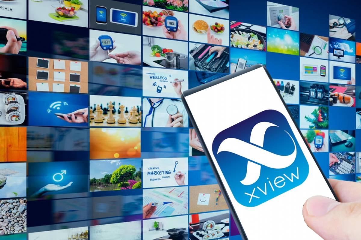 Como usar Xview de Megacable