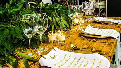 Cómo preparar un espacio para la celebración de eventos particulares y profesionales
