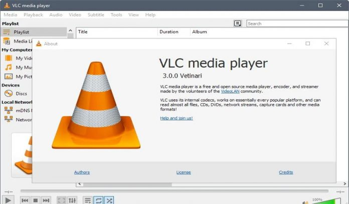 Como hacer zoom en VLC Player