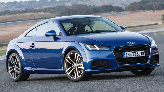 Como cambiar la hora en un Audi TT
