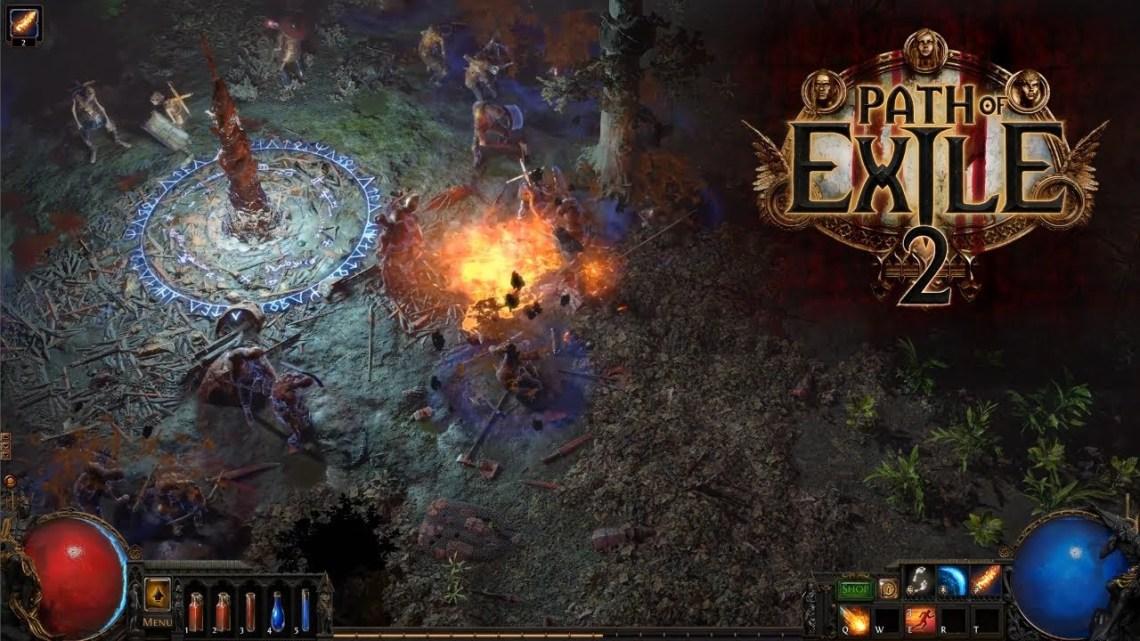 como jugar Path of Exile con amigos