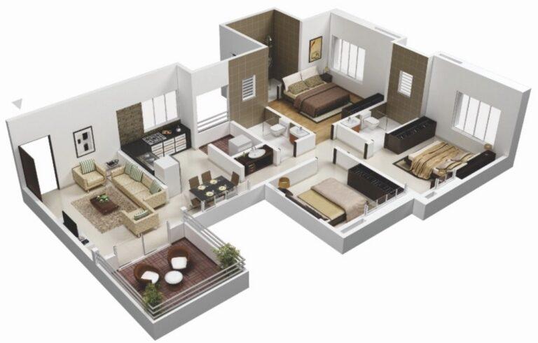 como dibujar los planos de una casa
