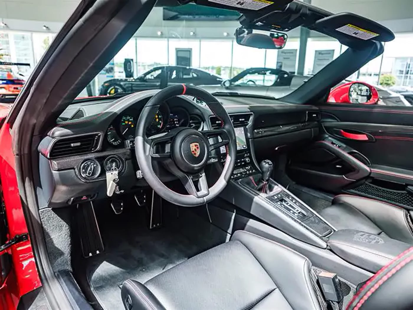 porsche 911 velocista 4