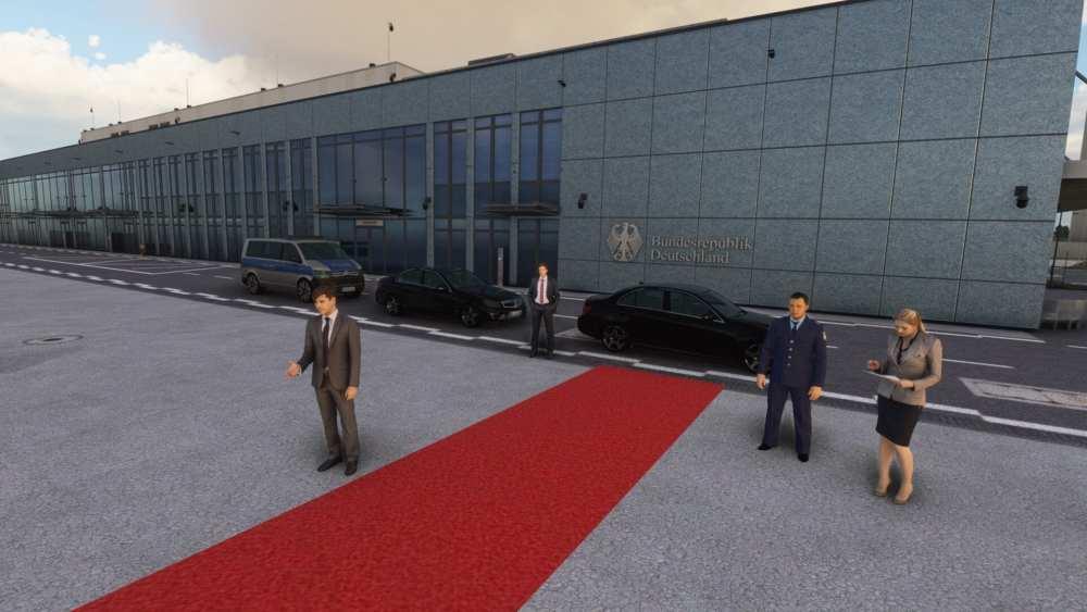 Revisión de Microsoft Flight Simulator Berlín
