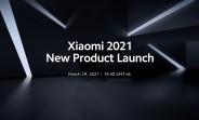 Xiaomi planea oficialmente un lanzamiento el 29 de marzo: se esperan Mi 11 Pro, Mi 11 Ultra, Mi 11 Lite