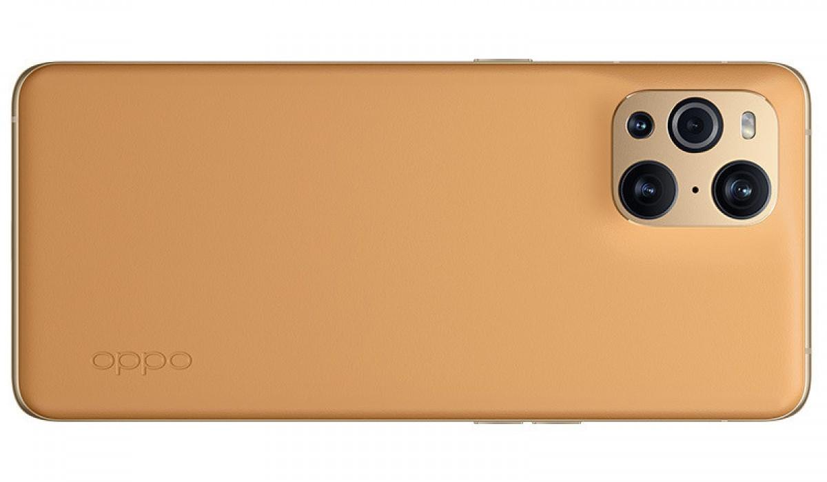 Oppo trae Find X3 Pro en el nuevo color Cosmic Mocha