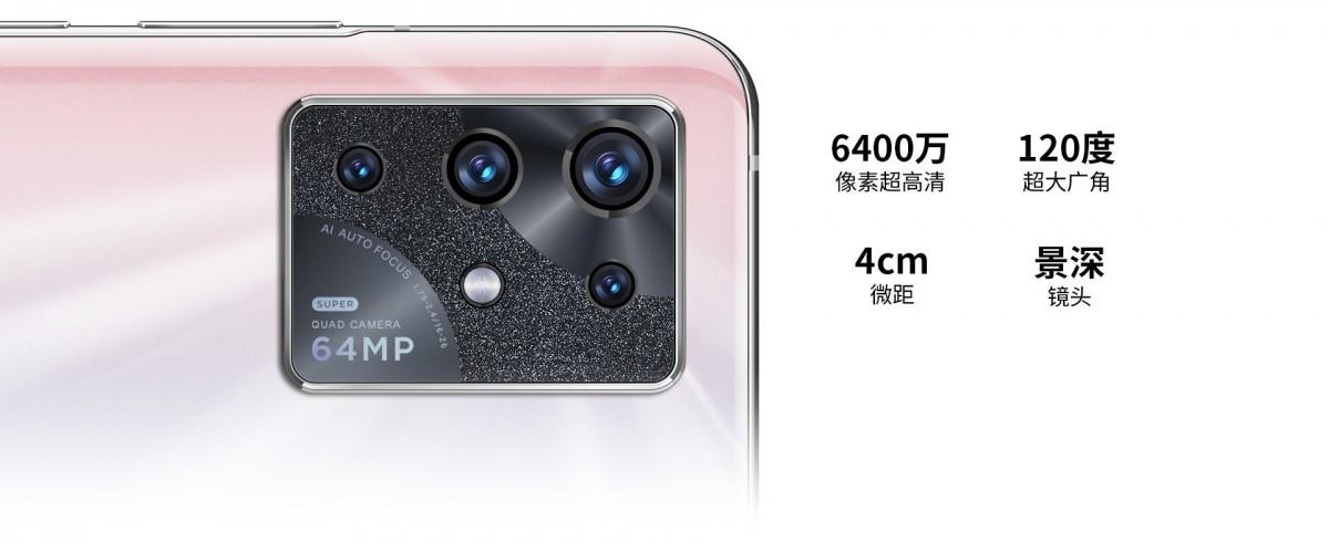 ZTE S30 Pro viene con chipset S768G, pantalla AMOLED de 144Hz, interruptores S30 y S30 SE en Dimensity y LCD