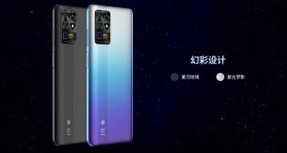 ZTE S30 SE estará disponible en China a partir del 3 de abril con dos opciones de color