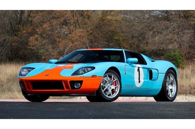 Ford GT Heritage1