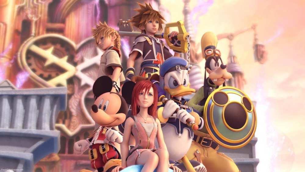 Fondos de pantalla de Kingdom Hearts