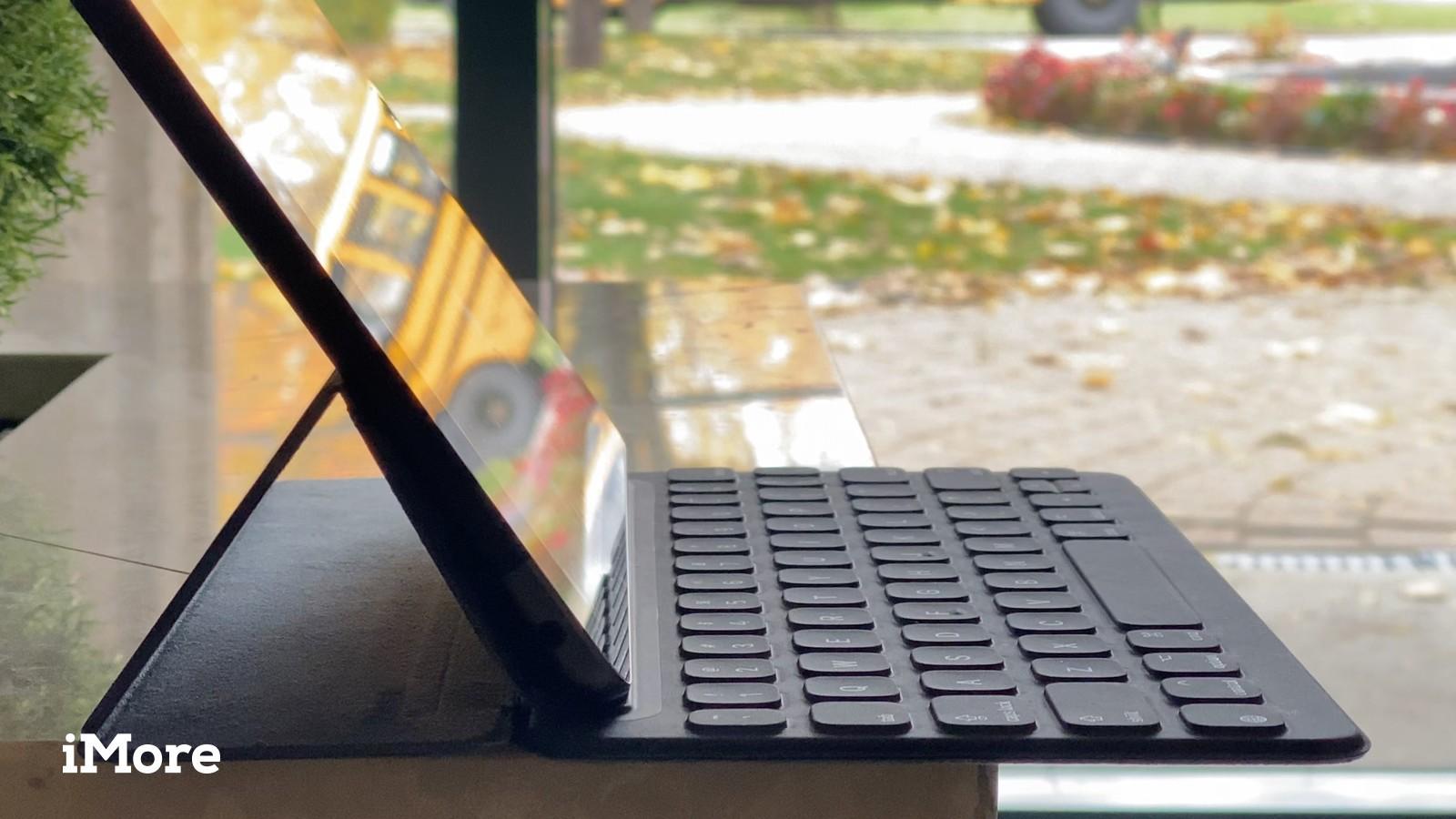 Teclado inteligente iPad 7