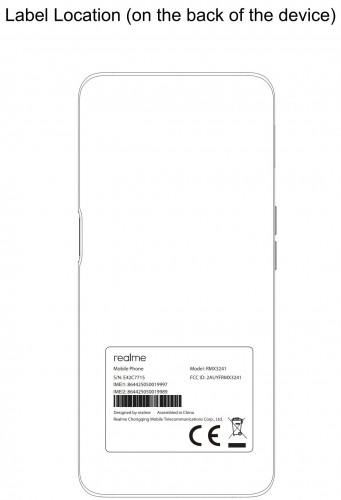 Realme 8 5G contará con un lector de huellas dactilares de montaje lateral