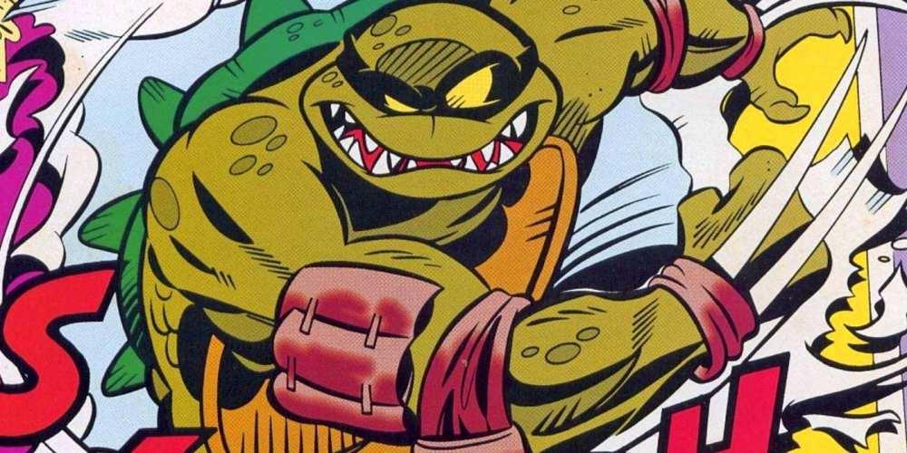 Tortugas Ninja Slash