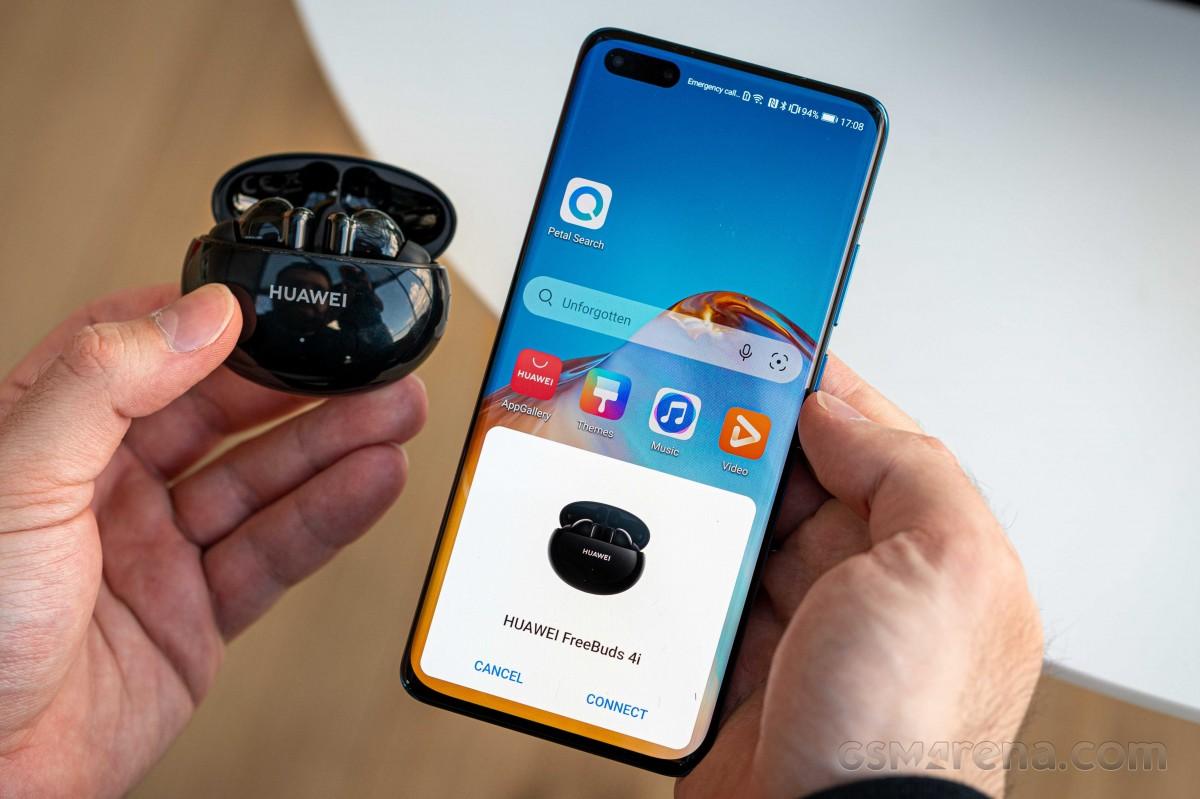 Revisión de Huawei Freebuds 4i