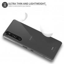 Sony Xperia 1 III con una funda Olixar transparente