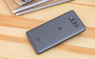 El LG V20 ofrecía una salida de audio de alta calidad gracias al Quad DAC