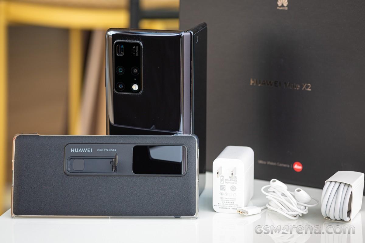 Revisión de Huawei Mate X2