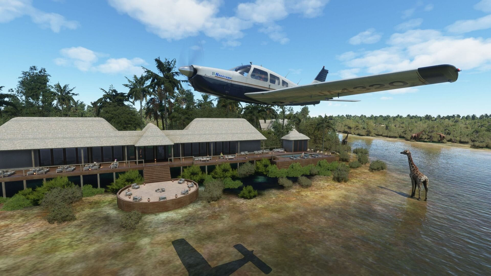 Delta del Okavango para Microsoft Flight Simulator Critic Review