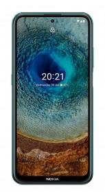 Colores del Nokia X10: Bosque