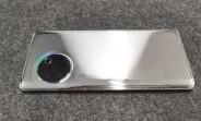 Las fotos del prototipo del Huawei P50 sugieren un diseño de cámara completamente nuevo