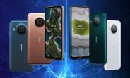 Nokia X10 y X20 anunciados: soporte 5G y 3 años de actualizaciones de software y garantía