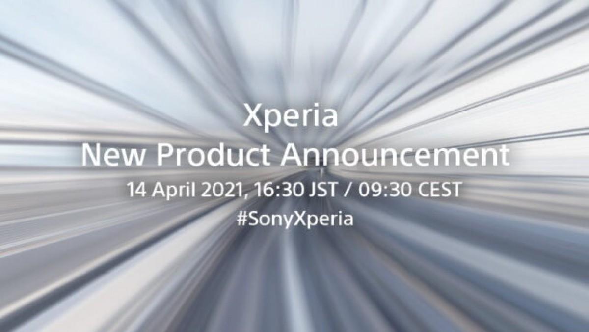 El lanzamiento del teléfono Sony Xperia está programado para el 14 de abril