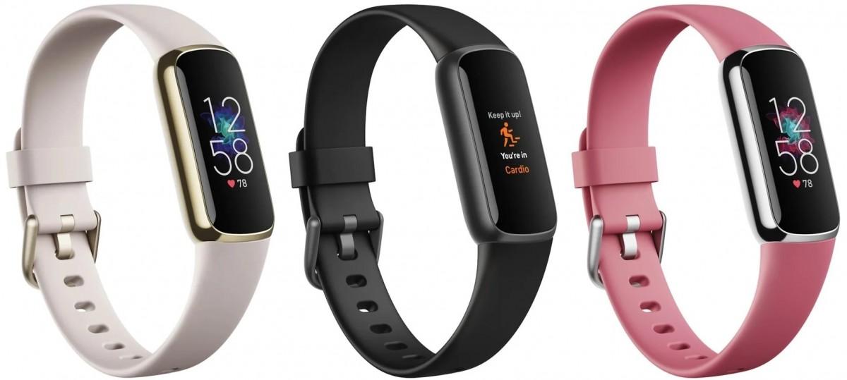 Fitbit Luxe aparece en imágenes filtradas con cuerpo de acero inoxidable y pantalla OLED